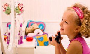 Le parfum pour enfant