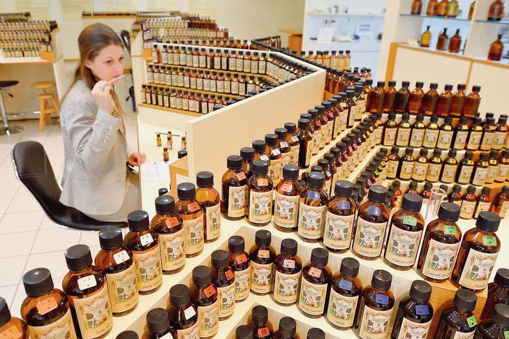 famille de parfum
