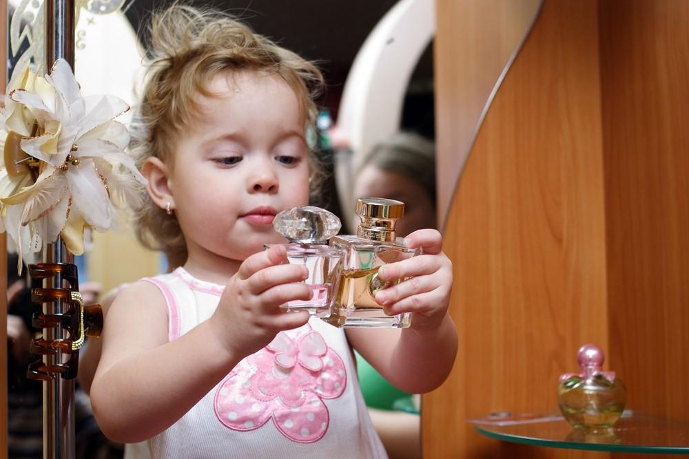 parfum pour enfant